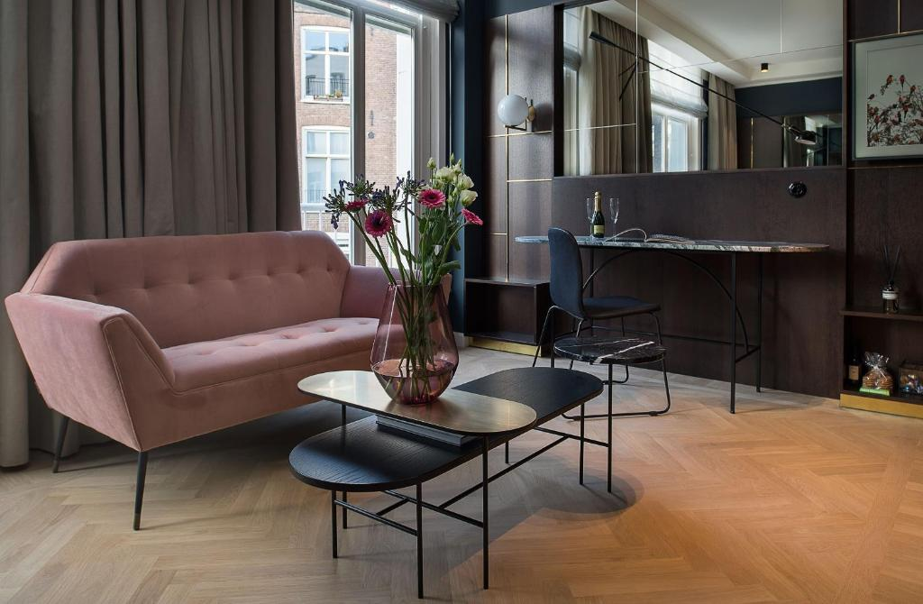BB Spinoza suites, hotel à Amsterdam.