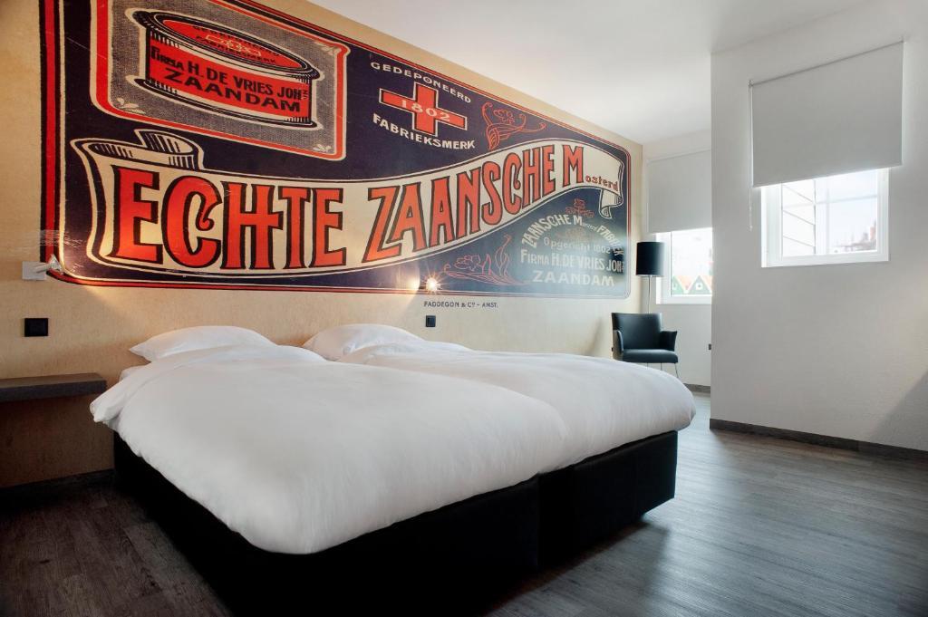 Inntel Zaandam, hotel insolite à Amsterdam.