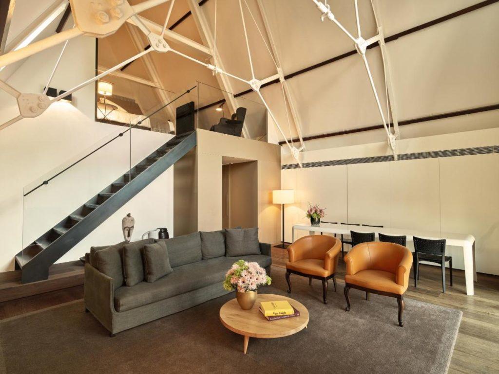 Hotel Conservatorium, hôtel de luxe à Amsterdam.