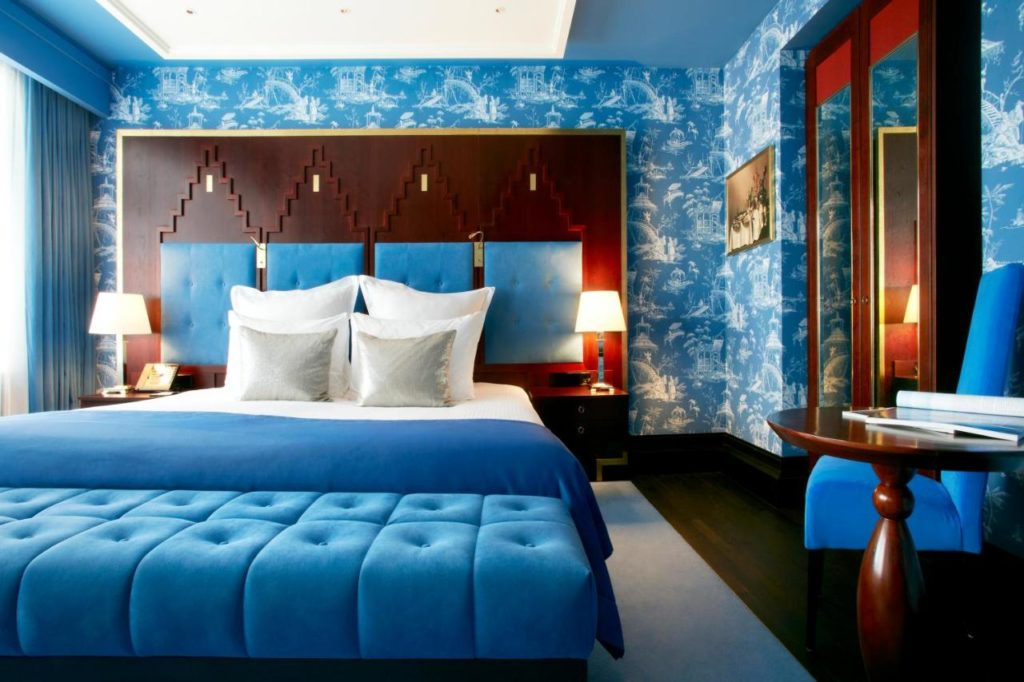 Hotel de l'Europe, hôtel de luxe à Amsterdam