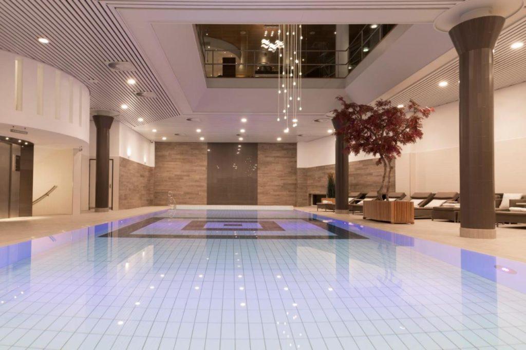 Okura Amsterdam Hotel, hôtel de luxe à Amsterdam.