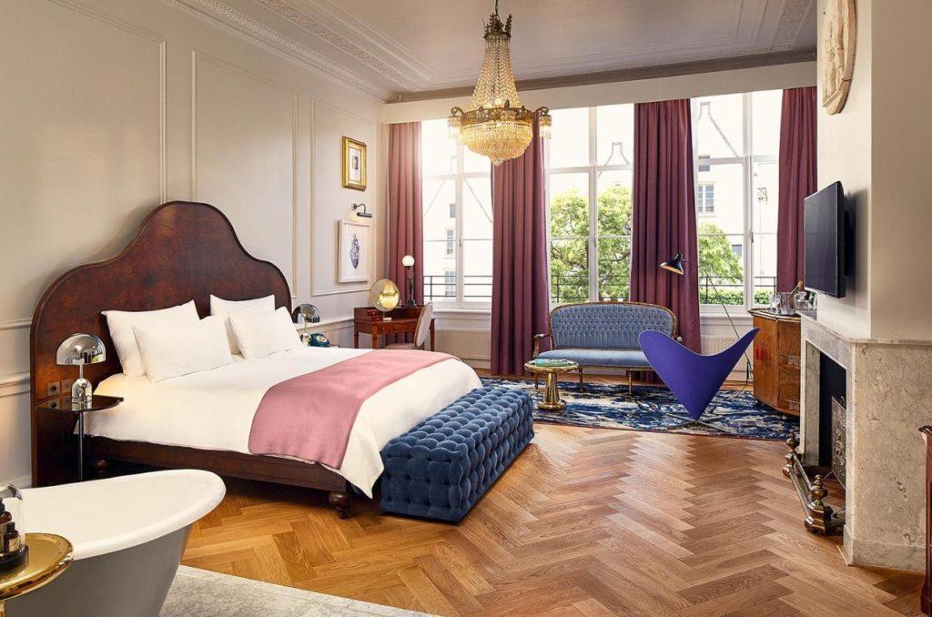 Hotel Pulitzer, hôtel de luxe à Amsterdam