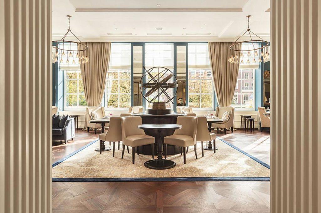 Hotel Waldorf Astoria, hôtel de luxe à Amsterdam.