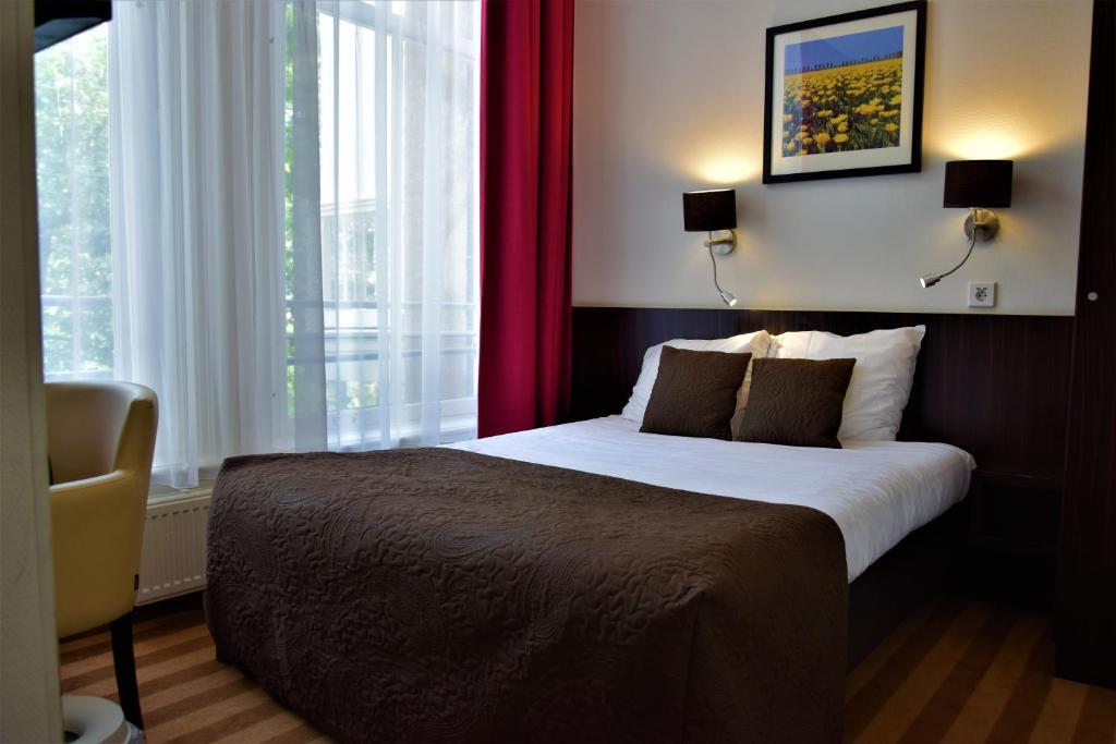 Prinsengracht Hotel, Hotel dans le quartier des canaux à Amsterdam.
