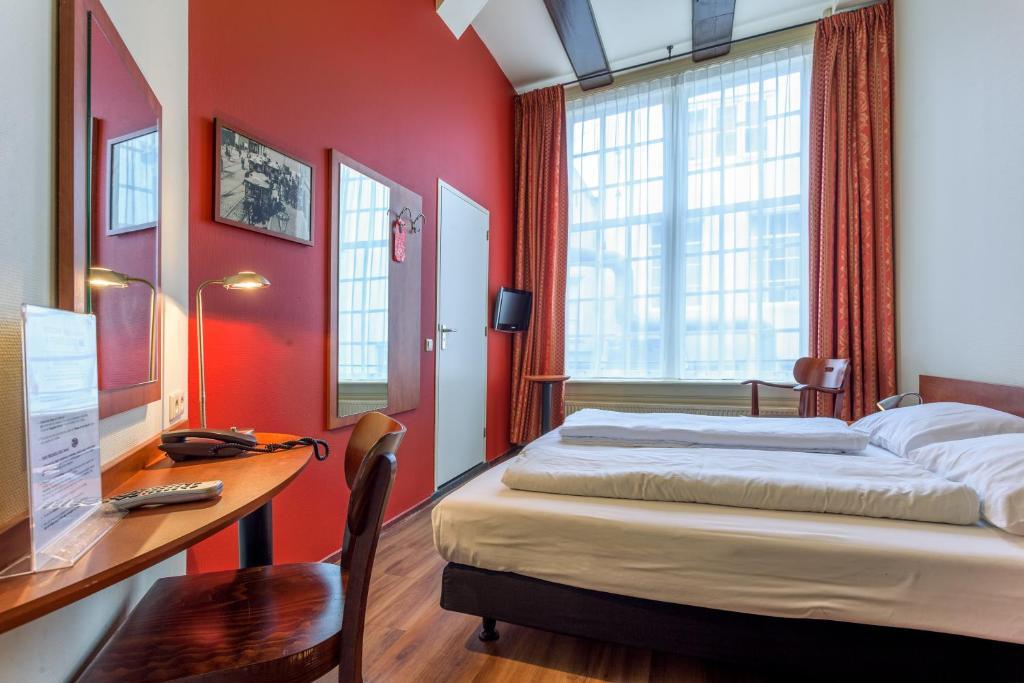 Hotel A-train, appart-hotel et appartement avec kitchenette à Amsterdam