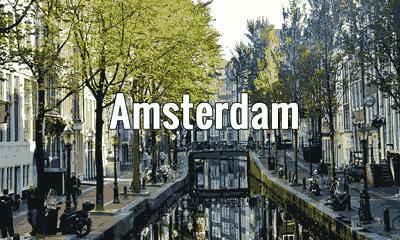 Visiter Amsterdam avec notre guide curieux ! Photo de Zairon