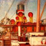 Musée de la marine à Amsterdam : Mer et navigation [Plantage]