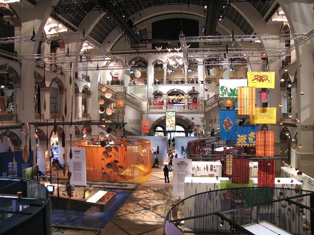 Dans le Musée des Tropiques dans l'est d'Amsterdam - Photo de Ziko