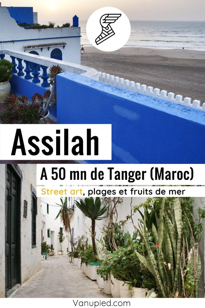 Guide complet d'Assilah au Maroc près de Tanger