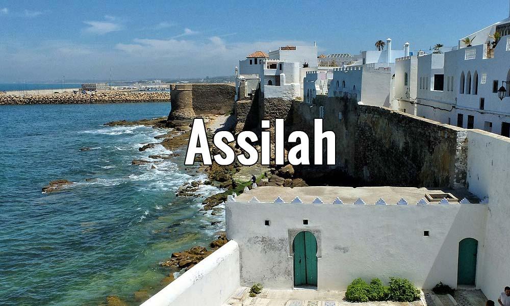 Visiter Asilah, belle et tranquille ville balnéaire du Maroc