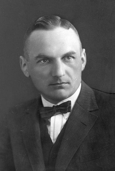 Antoni Bolt est un homme politique, maire de Torun avant la guerre. Assassiné à Auschwitz.