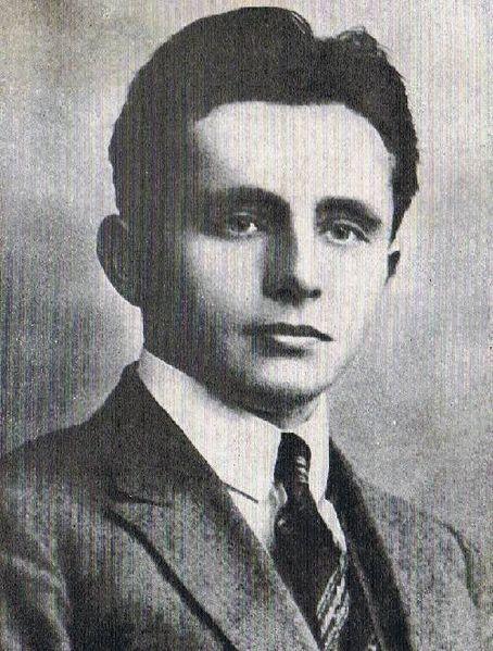 Stanislaw Dubois, journaliste, homme politique et résistant polonais assassiné à Auschwitz.
