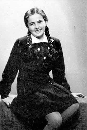 Eva Heyman est une juive hongroise ayant tenu un journal avant d'être assassinée à Auschwitz à 13 ans.