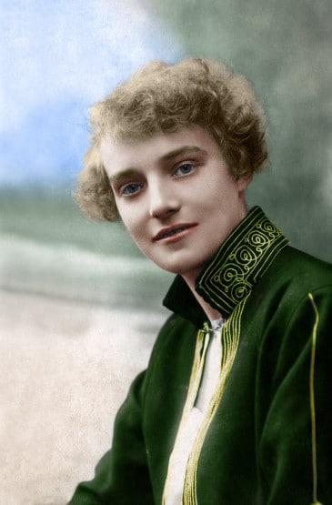Lucyna Radziejowska, enseignante polonaise persécuté pour avoir aider des Juifs, assassinée à Auschwitz.