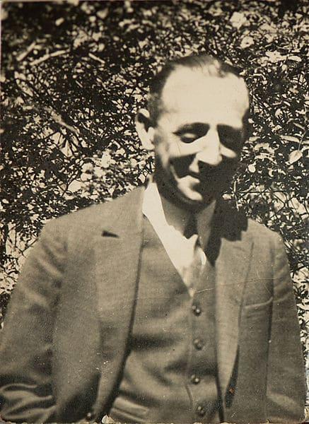Siegmund Koppel, marchand de bétails juif luxembourgeois assassiné à Auschwitz.