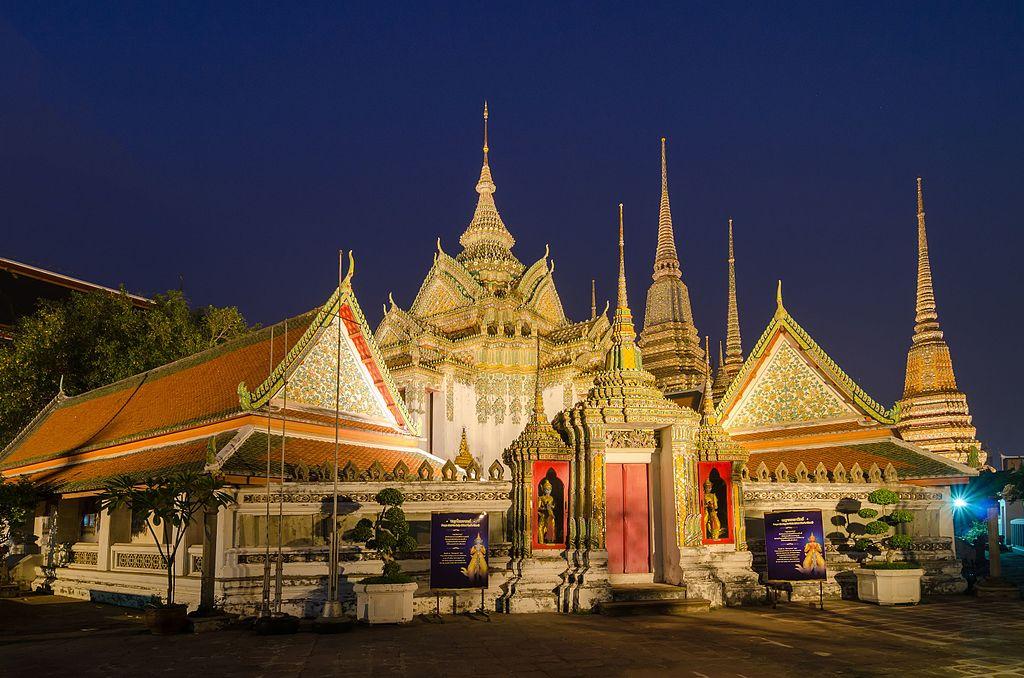 Phra Nakhon, vieille ville de Bangkok : Incontournable