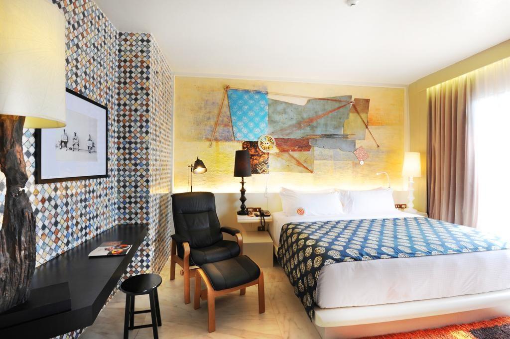 Si vous cherchez un hôtel waou, rendez-vous au Siam Siam Design Hotel de Bangkok.