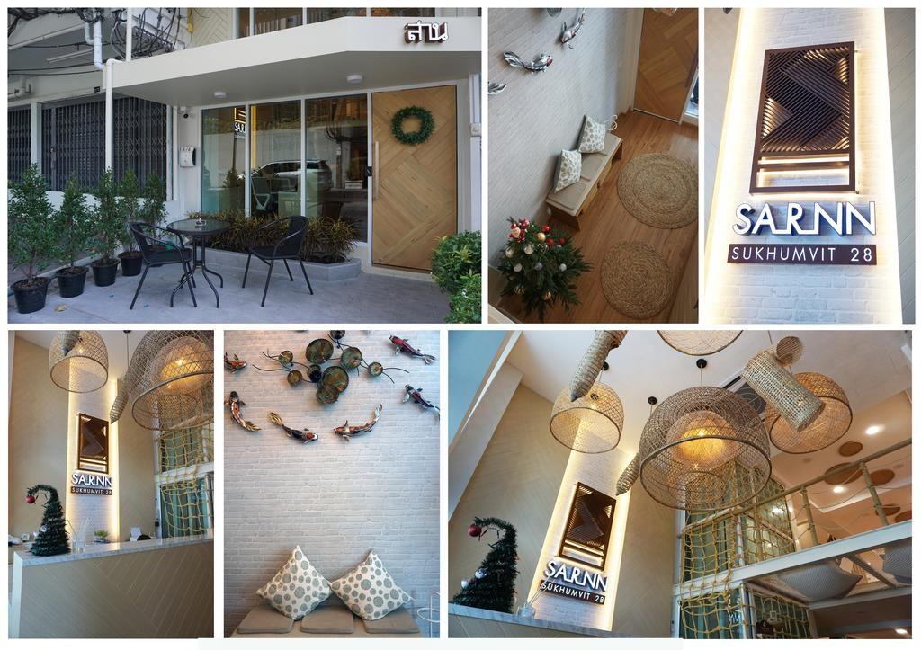 Hotel Sarnn Sukhumvit28 à Bangkok.