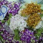 Pak Khlong Talat, Marché aux fleurs à Bangkok [Phra Nakhon]