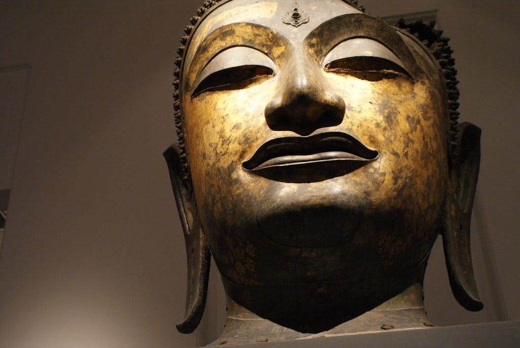 Musée National de Bangkok : A moitié superbe ! [Phra Nakhon]