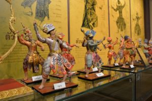 Musée de Siam, l'histoire de la Thaïlande à Bangkok [Phra Nakhon]