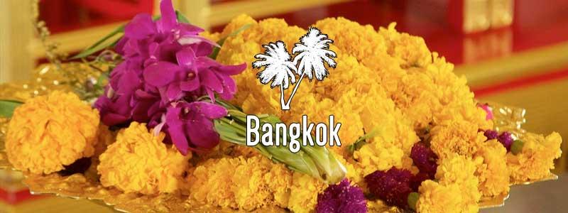 Quelques bonnes raisons de visiter Bangkok, la megalopole thailandaise.