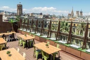 13 auberges de jeunesse à Barcelone à partir de 12€ la nuit