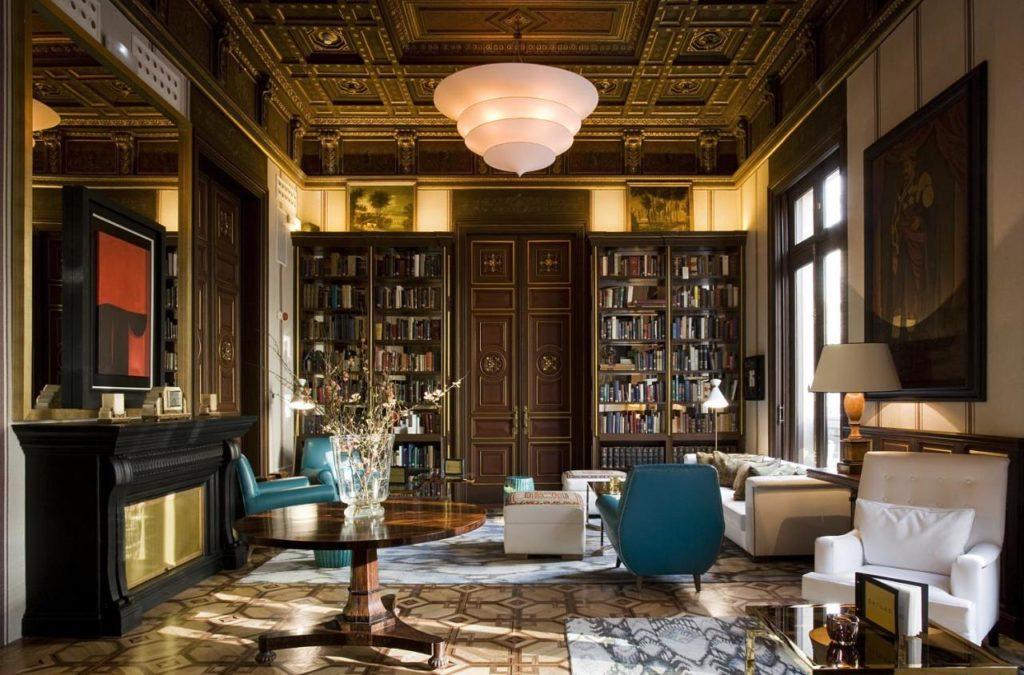 Cotton House, hotel de luxe à Barcelone.