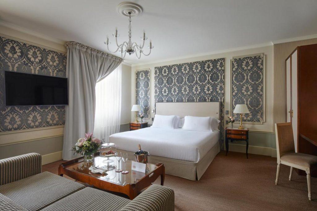 El Palace, hotel de luxe à Barcelone.
