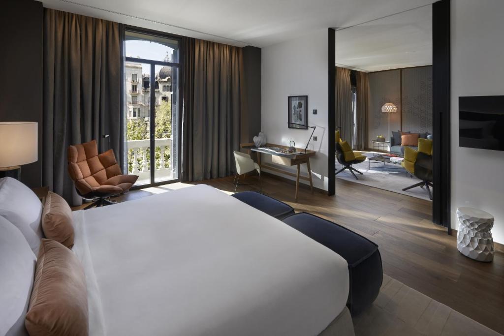 Mandarin Oriental, hotel de luxe à Barcelone.