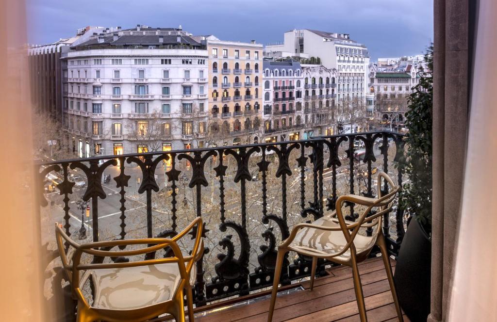 Hotel Monument, hotel de luxe à Barcelone.
