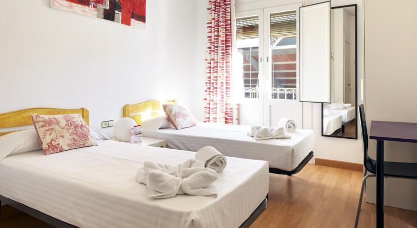 > Sélection d'hébergements où loger dans le quartier de Montjuic : Ici le Sant Antoni Barcelona stuff Apartments à Barcelone.