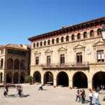 Poble Espanyol à Barcelone : Village ethnographico-architectural [Montjuic]