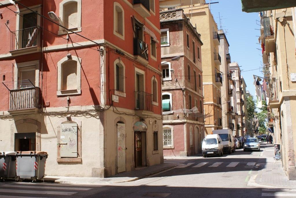 Barceloneta, quartier populaire de Barcelone sur la mer