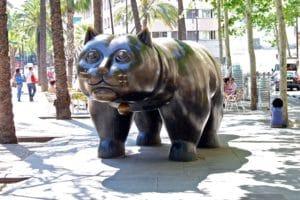 Quartier du Raval à Barcelone :  Etudiant, ethnique et arty
