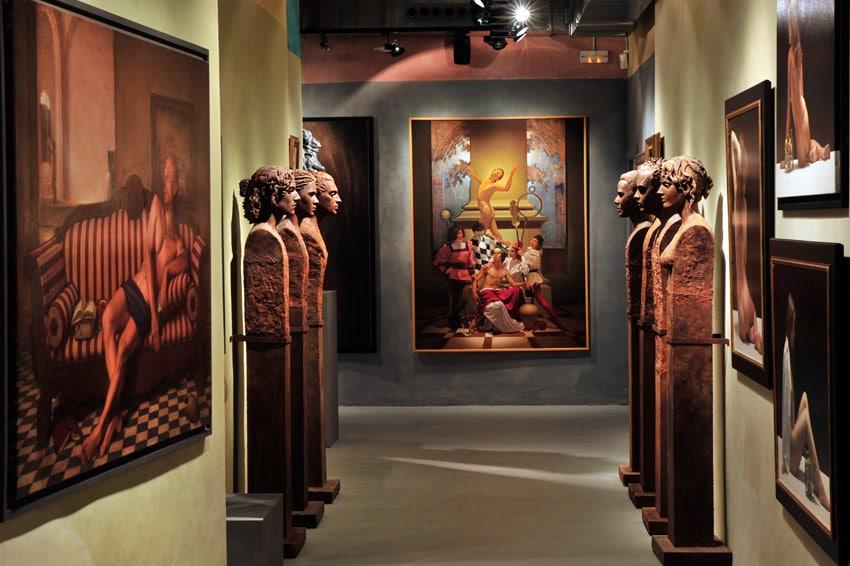 Musée d'art européen dans le quartier de la Ribera à Barcelone - Photo de Marperezm7