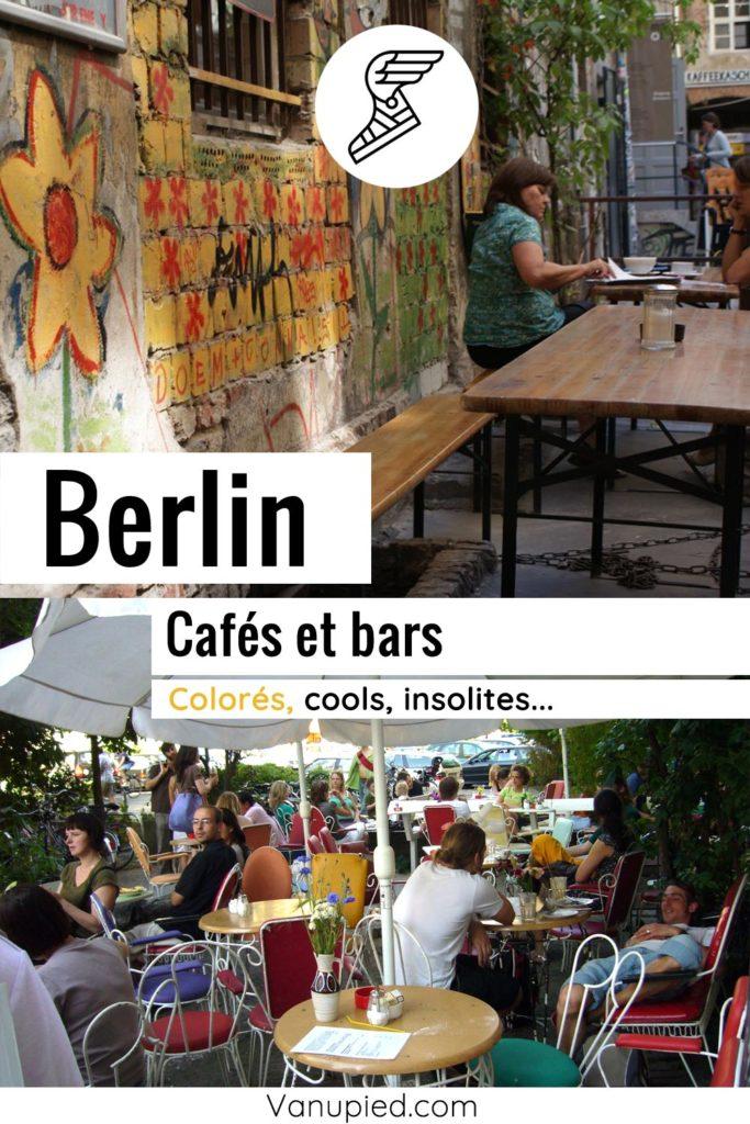 Bars et cafés de Berlin : Originaux, cosy et agréables