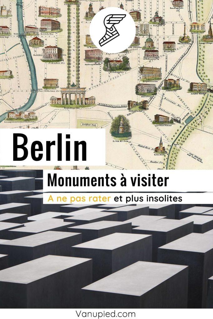 Monuments de Berlin à ne pas rater !