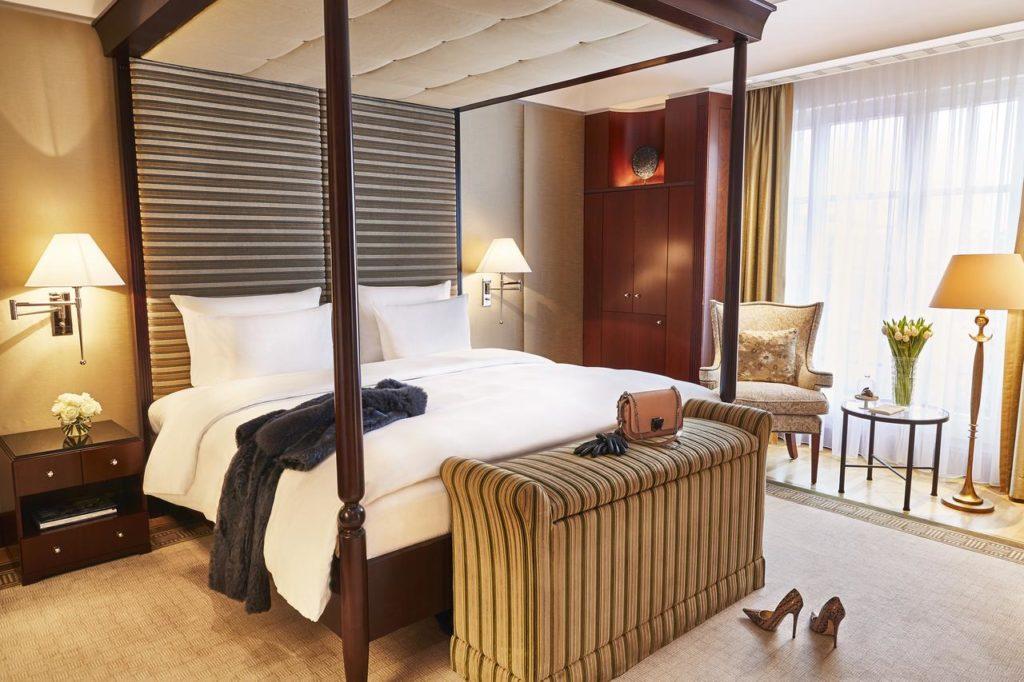 Suite de l'Hotel Adlon Kempinski Berlin.