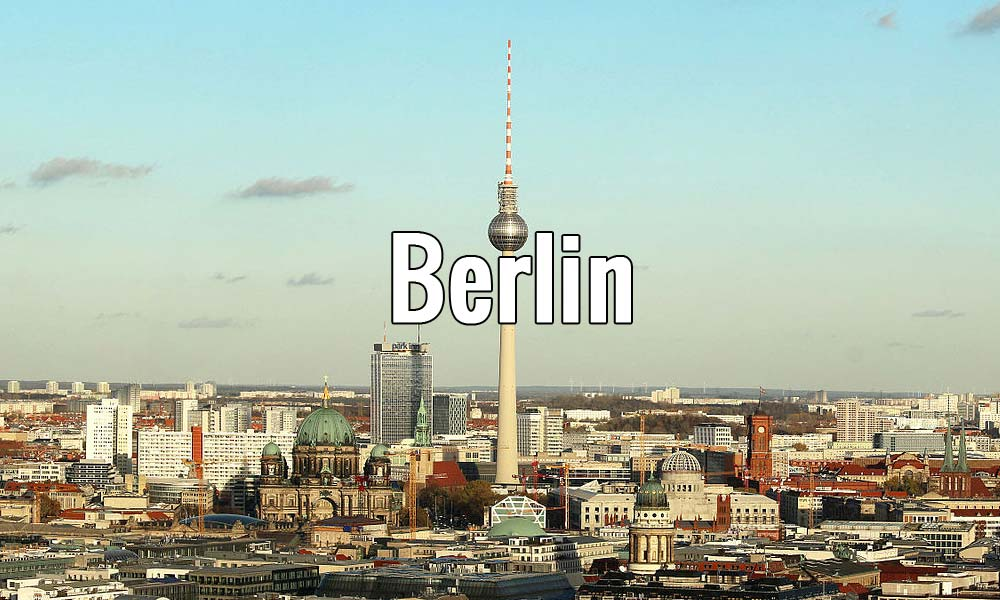 Visiter Berlin en Allemagne pendant un week-end ou plus. Photo de Nordenfan