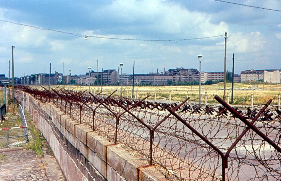 Mur de Berlin : Histoire, infographie et vidéos