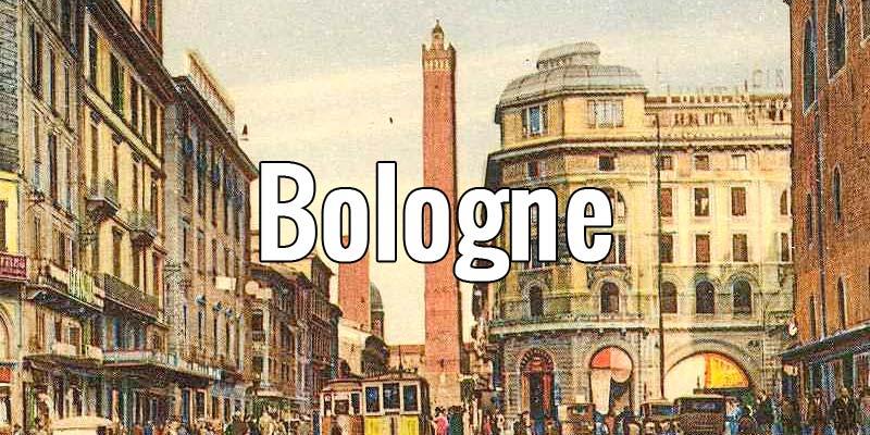 Visiter Bologne - Tourisme en Italie : Que voir et faire en 2, 3 jours [2017]