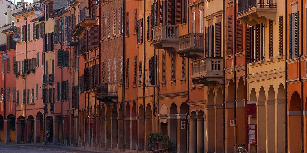 Portiques de Bologne : Les arcades, l'autre symbole de la ville