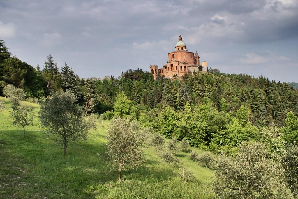 Sanctuaire San Luca à Bologne : L'indispensable ascension ?