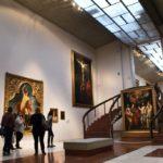 Pinacothèque de Bologne, chouette musée des Beaux Arts !
