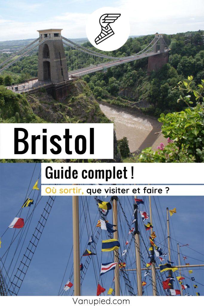 Cityguide culturel de Bristol !