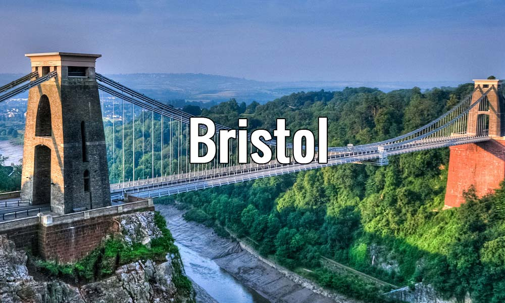 Visiter Bristol pendant un week-end ou plus. Photo de Sage Solar