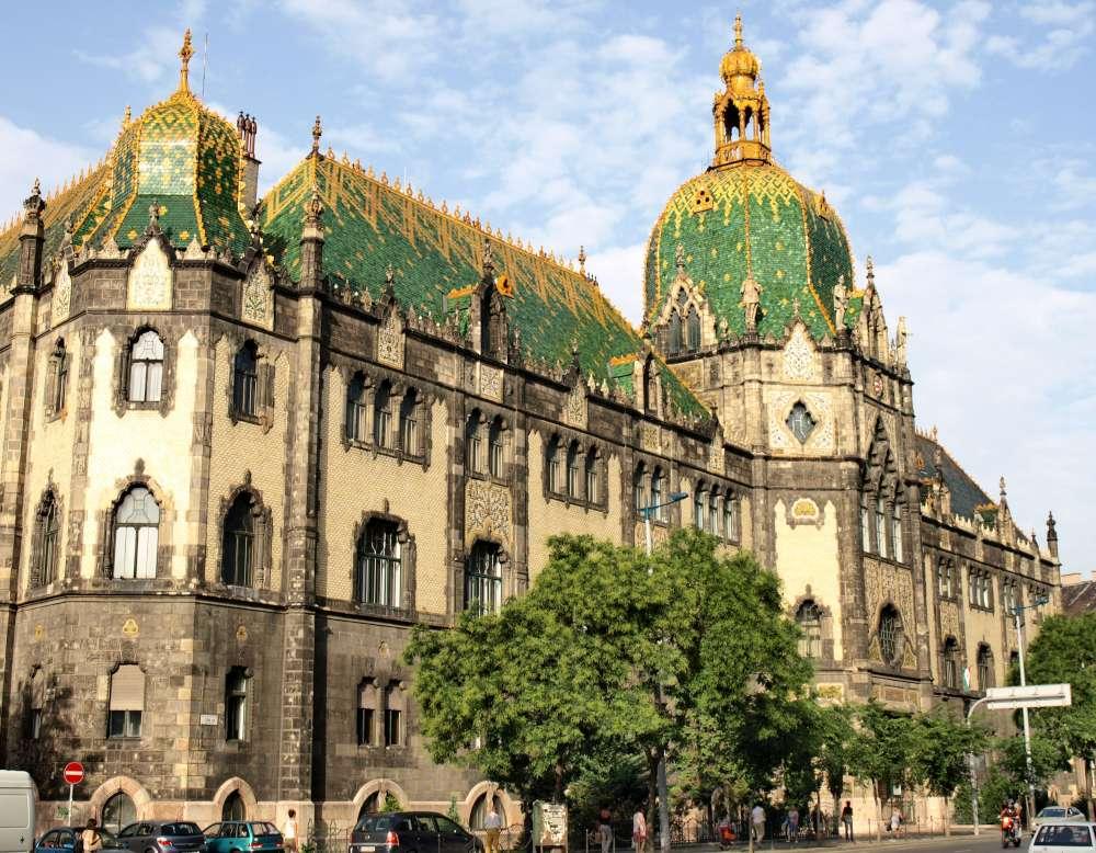 Musée d'arts décoratifs de Budapest - Photo de Misibacsi