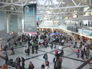 Aéroport à Budapest : Navette pour le centre ville