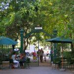 Belvaros à Budapest : Centre ville et quartier commerçant